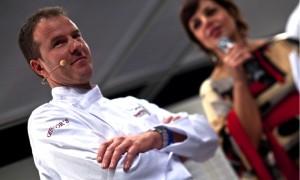 Simone Padoan, il padre della pizza gourmet.